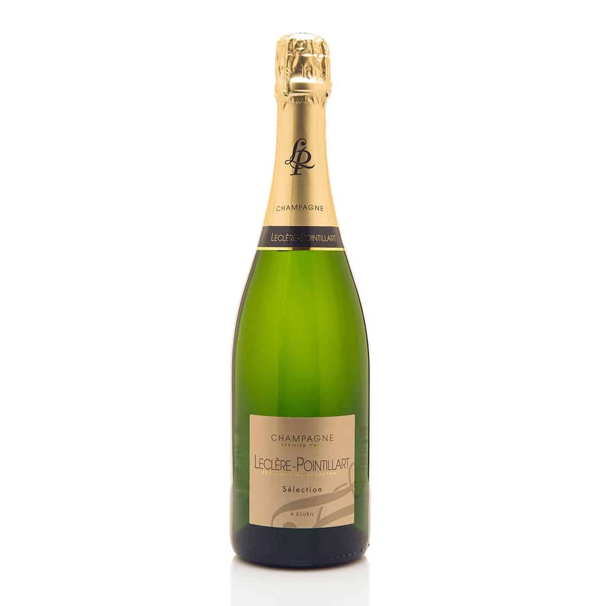 Champagne Premier Cru, Sélection Brut, Leclère-Pointillart