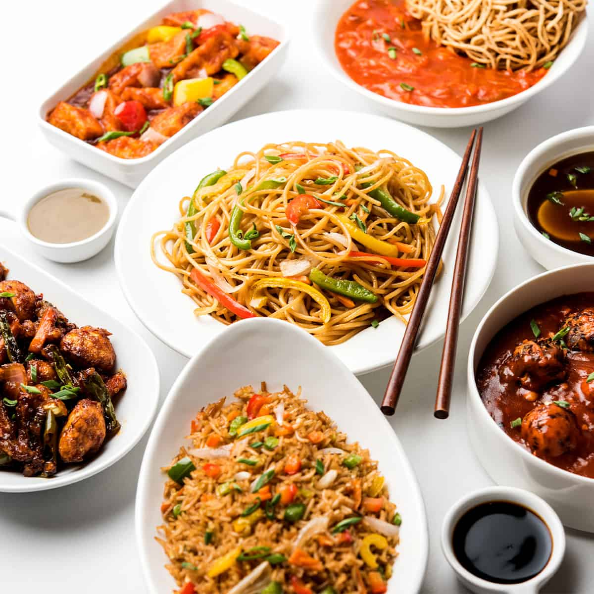 Aziatisch gerecht