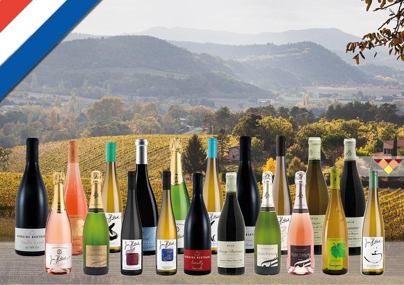 Korting op Franse wijnen